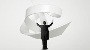 Shape Your World, Rockfon Mono Acoustic, campaign brochure