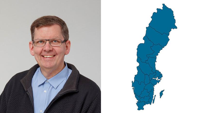 contact person, technical services, profile and map, kaj konneback, kaj konnebäck, SE