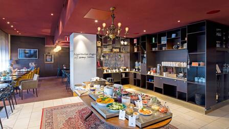 Hotell Rica, Sweden, Gothenburg, 200, Ola Österling, Mono, terracotta