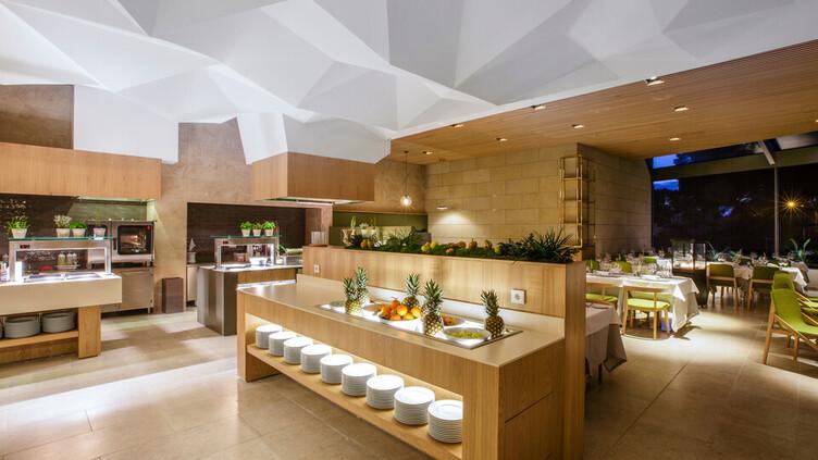 Llauat Palace Hotel,Spain,Mallorca,400 m²,Arantxa Guerrero,Seta Arqutectos,Rockfon Mono Acoustic,TE-edge,white