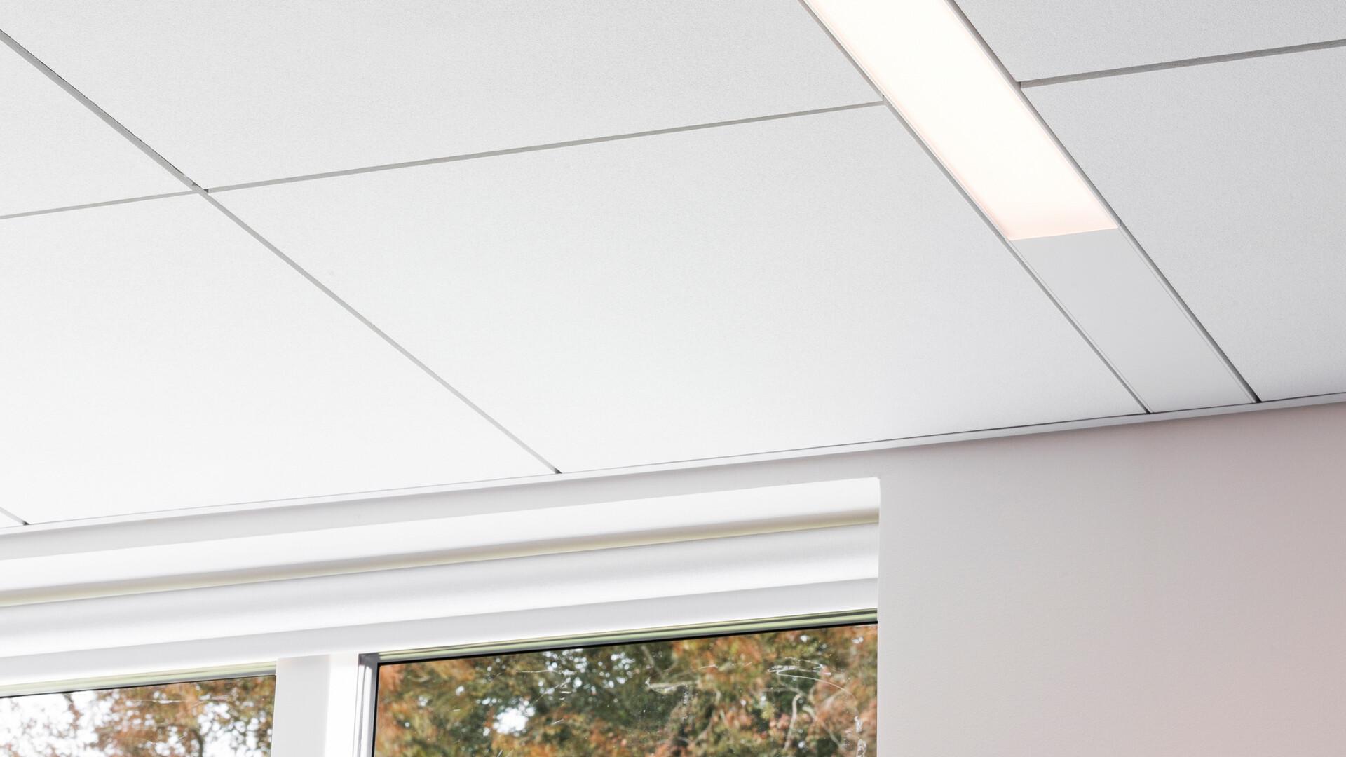 Produkt i bilden: Rockfon® Sonar®, M, 600 x 600